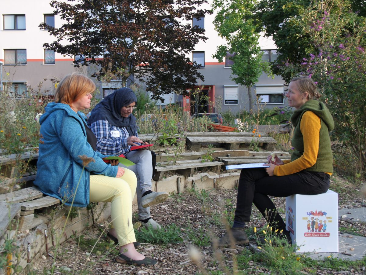 Heide-Nord: Treffpunkt (für Frauen)