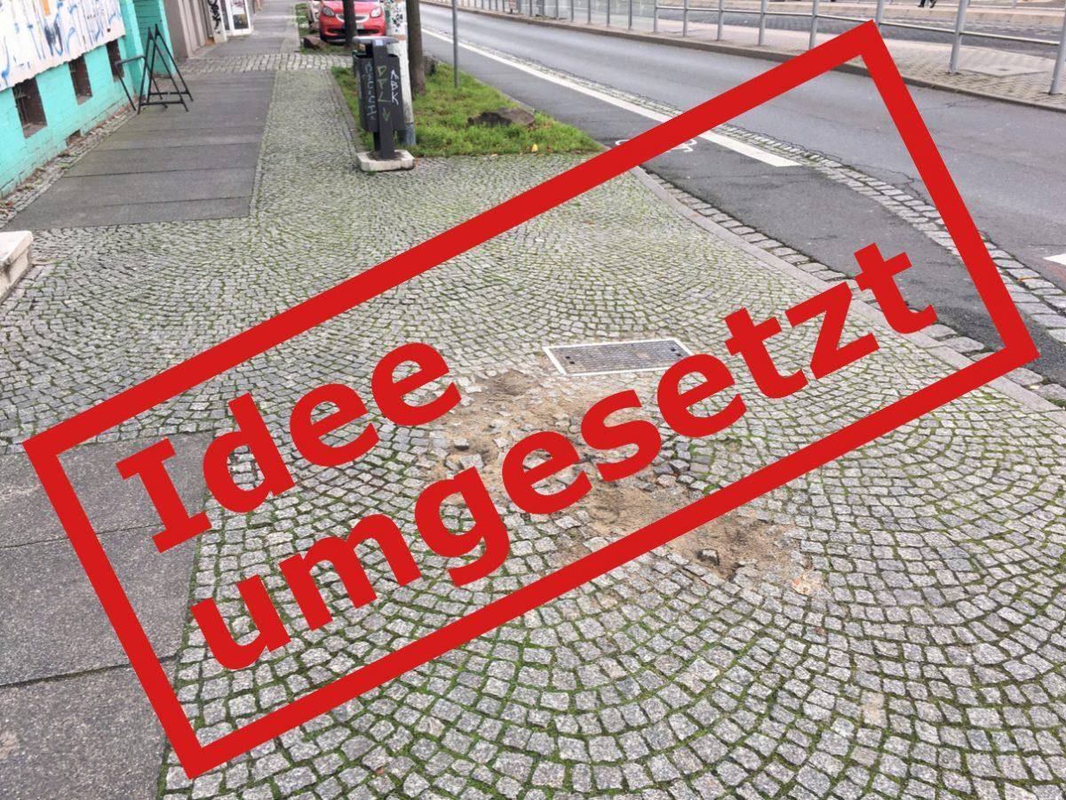 Sichere Senior*innenmobilität (Hegelstraße)
